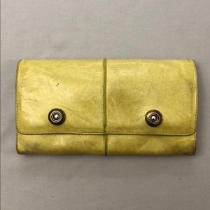HOBO International Classic Organizer Wallet